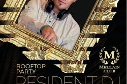 Club Mellain: Double Rooftop Party